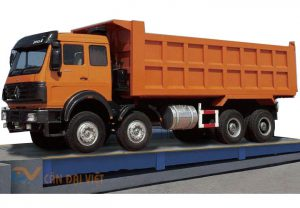 Cân điện tử 40 tấn, Cân ô tô – DV40DK